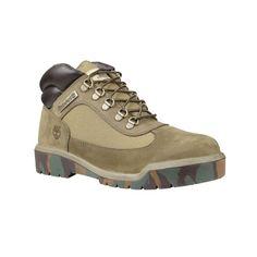 32dd7b7d9 Men s Timberland® Classic Field Boots Olive Nubuck Camo Timberland Classic