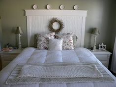 Trying To Find The Perfect Bead Board Headboard For Our Bed Make