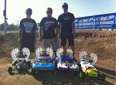 Four Class Wins at the 2013 ROAR 1/10 Electric Off-Road Nationals! Rc Hobbies, Offroad, Electric, Racing, Running, Off Road, Auto Racing