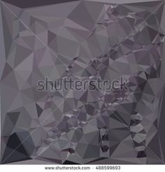 Low polygon style illustration of a dark liver lavender abstract geometric background. Geometric Background, Abstract Backgrounds, Lavender, Royalty Free Stock Photos, Dark, Illustration, Pictures, Image, Style