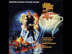John Barry- Diamonds are forever