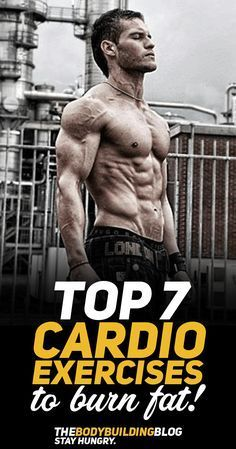 7 Best Cardio Exercises to Burn Fat Check out the top 7 Cardio Exercises to Burn Fat!Check out the top 7 Cardio Exercises to Burn Fat! Fitness Workouts, Mens Cardio Workout, Fitness Motivation, Cardio Training, Ab Workout At Home, Fun Workouts, At Home Workouts, Fitness Tips, Lean Body Workouts