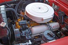 1958 EDSEL 9-PASSENGER STATION WAGON - Engine - 198173