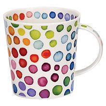 Buy Dunoon Cairngorm Hot Spots Mug Online at johnlewis.com