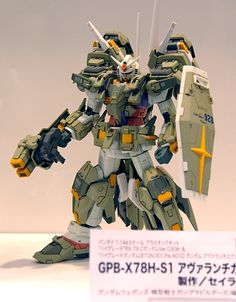 GUNDAM GUY: Dengeki Hobby: Gunpla Builders J Gunpla - On Display @ C3 x Hobby 2012 [9/2012]