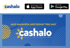 CASHALO - USAPANG PERA RECOMMENDED LENDING APP #2 - USAPANG PERA Apply For A Loan, How To Apply, Lending Company, Fast Loans, Facial Recognition, Mobile App, Finance, Apps, Philippines