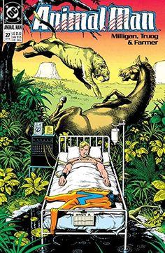 Animal Man (1988-1995) #27 - DC Entertainment
