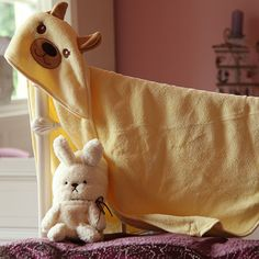 Keep your little one cosy and warm with this luxurious #unisex #Gift Bundle for #babies 0-3 months. This gift set includes a lovely cosy #hooded bath blanket, a fluffy #bunny comforter blanket and a 0-3 month white cotton Beau and Bella #baby grow. The perfect gift for a #baby shower or #newborn baby.