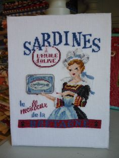 Stitches Wow, Le Point, Cross Stitching, Great Artists, Animals And Pets, Photos, Album, Embroidery, Vintage