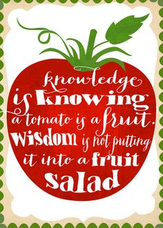 Tomato-knowledge