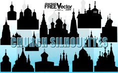 Free Vector Christian Church