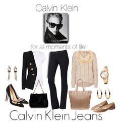 """""""Put it on. Take it off. Show us your Calvins.: Calvin Klein Contest Entry"""" by tatajrj ❤ liked on Polyvore"""