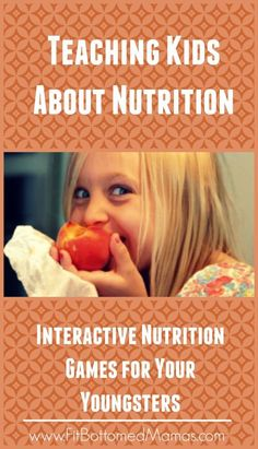 Fun interactive games to teach your kids about healthy eating!