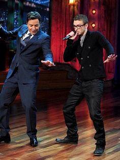 I feel like everyone needs a friendship like Justin and Jimmy