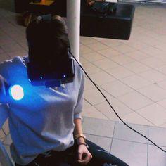 #oculus #psmove #kinect #memmachina #virtualreality #mindhelix #nagranicy