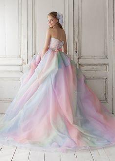 Картинка с тегом «dress and rainbow»