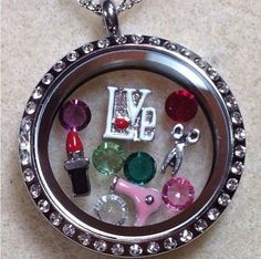 South Hill Designs locket ideas for mothers and mothers day gifts. Locket Design, Jewelry Design, South Hill Designs, Create Your Own Story, Air Force Mom, Fashion Accessories, Fashion Jewelry, Locket Charms, Origami Owl