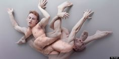 Captivating Photos Of Male Dancers In Motion