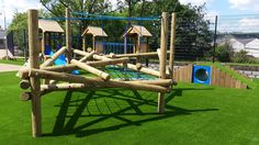 The perfect addition to any playground is a piece of Active play equipment. The Log Frame Climber provides multiple physical challenges while encouraging cooperation and imaginative play amongst the children. http://www.pentagonplay.co.uk/products/active-play/playframes
