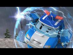 (5) Робокар Поли 🌟 Топ-5 серий! Самые захватывающие мультики про машинки-трансформеры! - YouTube