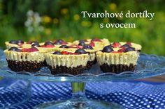 TynaTyna: Tvarohové dortíky s ovocem