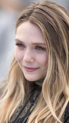 Smile, Cute, Gorgeous, Elizabeth Olsen, 720x1280 wallpaper