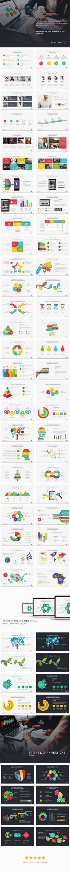 Amritha - Presentation PowerPoint Template #design #slides Download: http://graphicriver.net/item/amritha-presentation-template/11863779?ref=ksioks