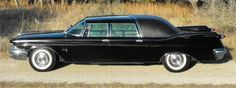 1960 Crown Imperial Limousine by Ghia