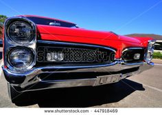 SAN-DIEGO, CALIFORNIA, USA - SEPTEMBER 08: Pontiac GTO on September 08, 2010
