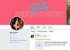 There is an up roaring on social media, since famous rapper Nicki Minaj marry her convicted sex offender BF, Kenneth Petty? New Twitter, Marriage License, Welcome To The Party, Just Married, Nicki Minaj, Scandal, Prison, Comebacks, Growing Up
