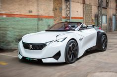 New #Peugeot Fractal concept has been designed to cut road noise and improve in-car audio - http://aex.ae/1NK9TMA