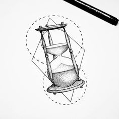 Clean and mean! ------------------ #iblackwork #blacktattooart #engraving #onlyblackart #tattooartist #linework #dotwork #vsco #tattoo #tattooed #drawing #hourglass #flashaddicted #art #artwork #ink #inked #tattooing #8 #black #darkartists #blackwork #geometry #line #dotworktattoo