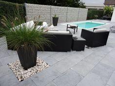 Natursteinboden auf der #Terrasse – jonastone.de