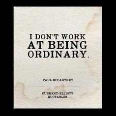 Paul McCartney   #currentelliott  #quotables