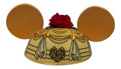 Belle from Beauty and the Beast Adult Mouse Ears Hat - Disney Park Exclusive