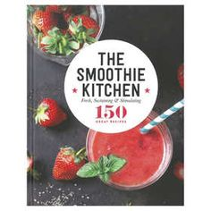 The Smoothie Kitchen - Book