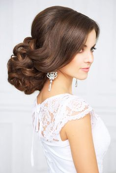 Timeless Wedding Hairstyles For Medium Length Hair ❤ See more…
