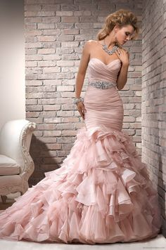 Maggie Sottero Divina Maggie Sottero Wedding Dresses Divina $241.28 Maggie Sottero http://www.hectodress.com