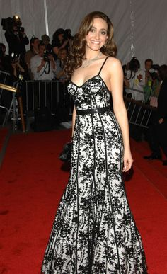 "Gala MET 2008: ""Superheroes: Fashion and Fantasy"" - Emmy Rossum"