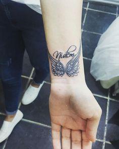 Ohne schrift - tattoos - Tattoo Designs for Women Mother Tattoos, Dad Tattoos, Mini Tattoos, Trendy Tattoos, Body Art Tattoos, Small Tattoos, Cool Tattoos, Tatoos, Rip Tattoos For Mom