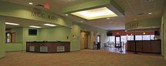 Church Welcome Center Design & Construction | Midwest Church Construction & Design