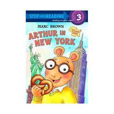 Arthur en Nueva York. ¿Qué nuevos lugares explorarán Arthur y D.W. en su viaje a Nueva York?