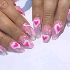A new manicure will take you in a better mood. If you're paying attention to the new nail art trends that will find the jelly nails especially popular in these. Nail Swag, Aycrlic Nails, Hair And Nails, Stiletto Nails, Kawaii Nails, Jelly Nails, Fire Nails, Best Acrylic Nails, Dream Nails
