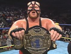 Top 10 Ugliest Championship Belts in History - TheSportster vader