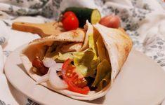 Domáci gyros, Rýchlovky, recept   Naničmama.sk Tacos, Mexican, Ethnic Recipes, Food, Essen, Yemek, Mexicans, Meals