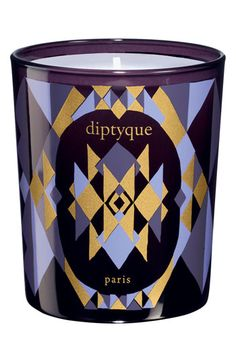 Diptyque Candles. And cologne too. Our favorites. Xo