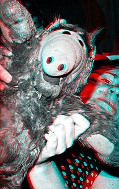 It's Alf 3D Anaglyph by coronetv000, via Flickr