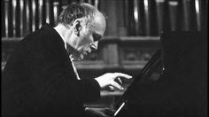 Richter Recital in Locarno, 8.IX.1966