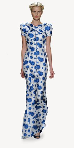 Wow....that's all I can say. Love Carolina Herrera. Can't wait for the day I can afford her clothes. Collection Fall 2013