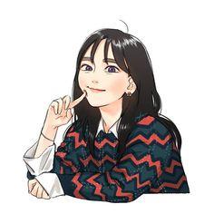 New Ideas drawing anime fantasy beautiful character design Girl Cartoon, Cartoon Art, Cartoon Faces, Dibujos Cute, Wow Art, Korean Art, Illustration Girl, Anime Art Girl, Manga Girl
